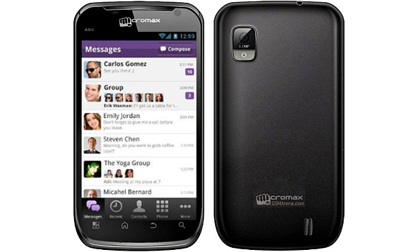 Viber for Micromax