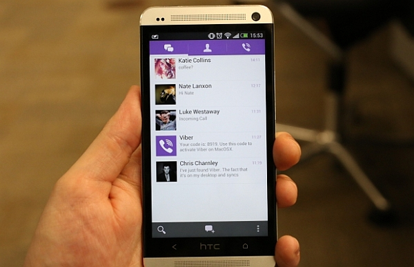 Viber for HTC