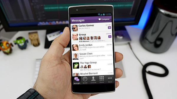Viber for OnePlus