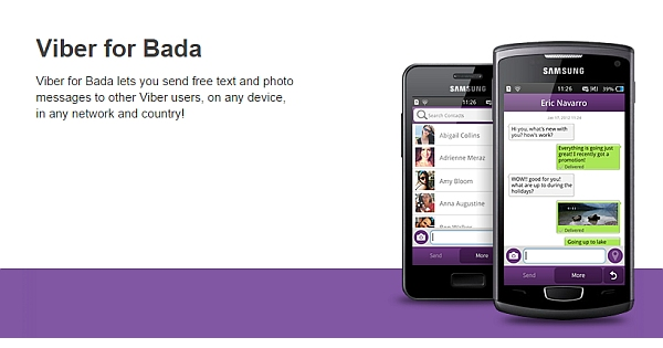 Viber for BADA