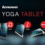Lenovo Miix & Yoga Tablets