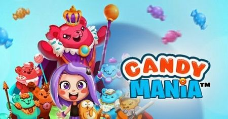 Viber Candy Mania, Wild Luck & Viber Pop: the First Games